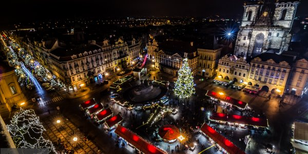 Christmas Markets – Old Town Square, Prague